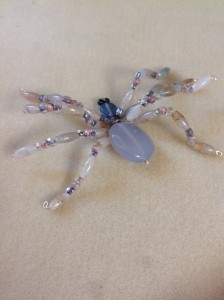 My First Spider Brooch