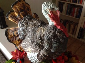 Canterbury Garden's Turkey Of Course!